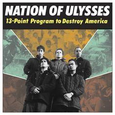Nation Of Ulysses