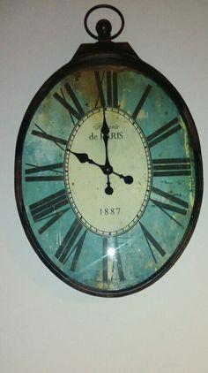 Stary paryski zegar