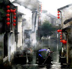 江南水乡----梦里你是否来过