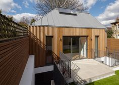 Amerland Road by Giles Pike Architects