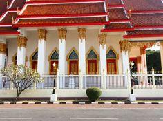 Temple, Nai Harn, Phuket by Sara Spencer