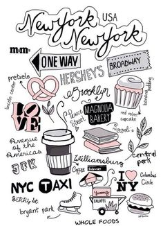 Image result for yummy new york food tumblr