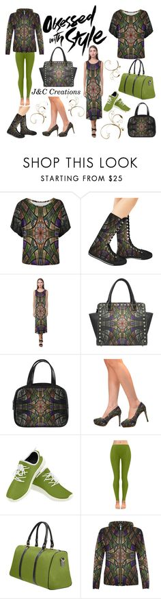 Stained Glass Collection by jnccreations on Polyvore