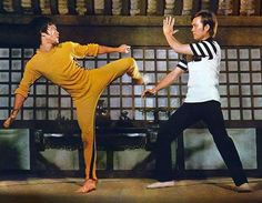 Preserved Dragon Facebook Co-star James Tien lost his star status once Bruce Lee imploded on the scene . Sorry man.