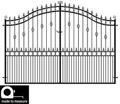Driveway Gates - The Goldsworth