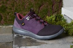 Your adventure ride or die: the Arrowood sneaker is lightweight, waterproof and down for whatever.