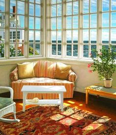 The Garden Room by Edward Gordon
