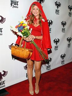 Little Red Riding Hood , all you need is a cute red dress and to buy