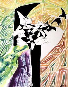 ptaki (watercolor)