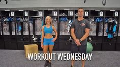 Learn the Superwoman with TopCat Megan #WorkoutWednesday