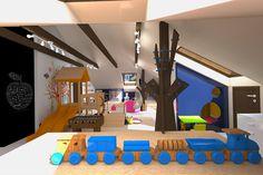 Detská izba plná tajomstiev | Living styles