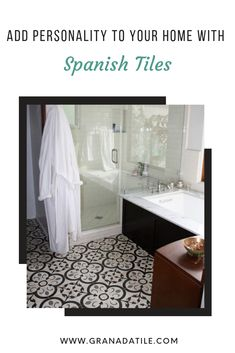 Our tile is still made by hand using traditional methods and offers you the durability and practicality you need to love them for years to come. #spanishtile