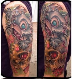 Tattoo dreams on pinterest kat von d tattoos for women for Timmy c tattoo