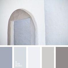 Цветовая палитра 2847 Color Palette Incolorbalance Travel