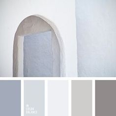Цветовая палитра 2847 Color Palette Incolorbalance Travel