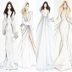 66 New Ideas fashion sketches wedding style Dress Illustration, Fashion Illustration Sketches, Fashion Sketchbook, Fashion Sketches, Vestidos Fashion, Fashion Dresses, Manequin, Modelos Fashion, Dress Drawing