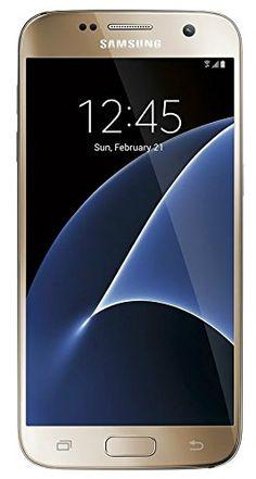 Samsung Galaxy S7 SM-G930F 32GB Unlocked GSM 4G/LTE Smartphone - Gold (International version, No Warranty) -- For more information, visit image link.