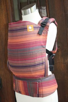 TULA Baby Carriers | Toddler Carriers — (Standard Size) Half Wrap Conversion Tula Baby Carrier - Girasol Sierr
