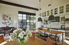 Solución 351: cómo iluminar un ambiente con techo alto - Living - ESPACIO LIVING