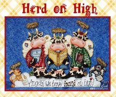 Herd on High E-Pattern