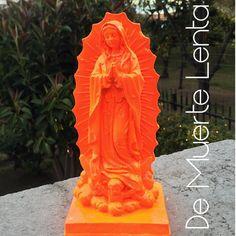 #DeMuerteLenta #Virgen #Ceramic Ceramics, Death, Ceramica, Ceramic Art, Clay Crafts, Pottery, Ceramic Pottery