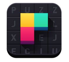 One of a colonizer's subjugation tactics is to force the colonized to assimilate by forcing the colonizer's language upon them. Some of us have assimilated a little too well, so these colonizers ought to brush up on their vocabulary skills with this word-puzzle game app. The pied squares appear are reminiscent of iconic Tetris blocks, which is nice because the gameplay is similar to Tetris's. The lettered tiles in background are difficult to discern at small size; could use a lighter grey…