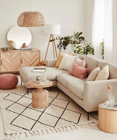 Cozy small living room decor ideas, include modern, rustic, and traditional and more. If you want to decor living, you can browse our website from time to time. Home Room Design, Home Interior Design, Living Room Designs, Boho Living Room, Living Room Decor, Bedroom Decor, Beige Living Rooms, Bohemian Living, Living Room Colors
