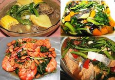 Miscellaneous Filipino Food