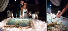 The lovely cake millefoglie - music theme - Nota musicale http://www.fantasiaromantica.com  Wedding Destination Photographer: Florence   Europe   Martina   Fabrizio Wedding in a Tuscan villa   http://www.tastino0.it
