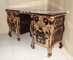 French Style Rococo Bed Room Set Antique Reproduction Upholstered Bed European Home Furniture