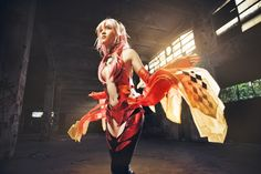 Inori Yuzuriha(Guilty Crown) | iruli - WorldCosplay