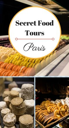 Wondering what to eat in Paris, France? Secret Food Tours will show you all the best food of Paris! | Aglobalstroll.com