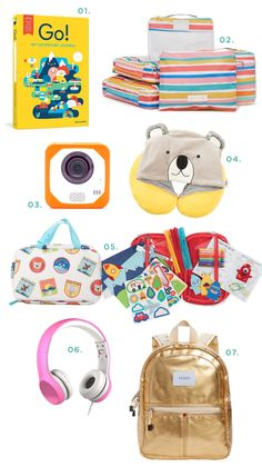 Ttraveling accessories for kids toddler travel, travel with kids, family travel, travel must Toddler Travel, Travel With Kids, Family Travel, Urban Fashion Trends, Fashion Tips, Fashion Hacks, Fashion Ideas, Fashion Design, 80s Trends