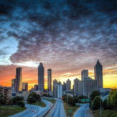 Oh, Atlanta. We hear you calling...#ExploreGeorgia [Photo by @b.chil]