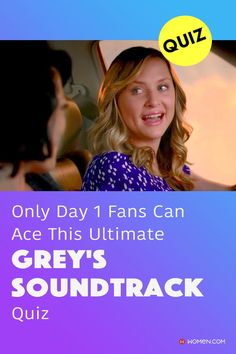 This trivia quiz will test your knowledge on how well you recognize the most popular song on Grey's Anatomy over the past seventeen seasons. #greyssongs #greysmusic #greyssoundtrack #greys #GreysAnatomy #greysquiz #greysnatomy#greysnostalgia #greysAnatomyTrivia #mcdreamy #greysanatomyscene #greysplaylist #greystrivia