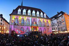 16. Bummel durch Bielefelder Museen, Galerien und Kirchen +++ Ansichten einer Nacht