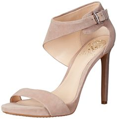 Vince Camuto Womens Sandia Dress Sandal Impossibly Plush 95 M US >>> Continue to the product at the image link. (This is an affiliate link) Closed Toe Sandals, Dress Sandals, Heeled Sandals, Shoes Sandals, Latest Shoe Trends, Sexy Heels, High Heels, Vince Camuto Shoes, Shoe Collection