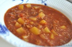 14 Mars, Chili, Main Dishes, Food And Drink, Low Carb, Lunch, Dinner, Mad, Recipes