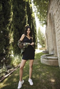 Kendall for Kendall & Kylie's Pacsun Holiday Collection 2016
