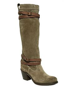 Frye Fatigue.. just cutesy!! I could wear boots forever!!