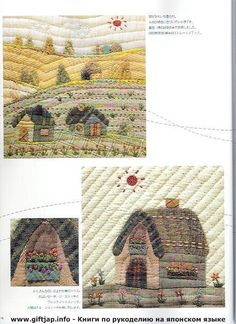Embroidery patchwork quilt - Ludmila2 Krivun - Веб-альбомы Picasa