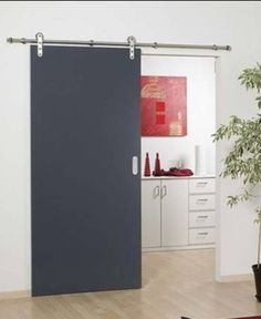 Modern BARN DOOR HARDWARE,SLIDING DOOR HARDWARE FOR WOOD,GLASS,INTERIOR DOOR - modern - interior doors - hong kong - Jieyu Industrail Hardware Co.,Ltd