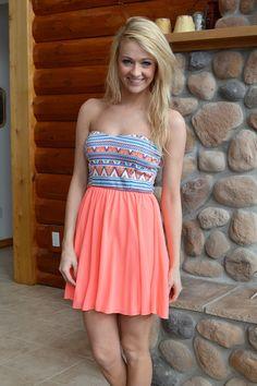 Color Maize Dress