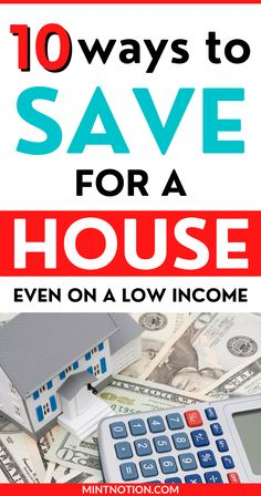 How to save money for a house fast. Follow these easy tips to help you save up for a down payment on a home. House to save money for a house in a year or 6 months. Yes, it's possible to save for a house even on a low income. Life On A Budget, Debt Free Living, Paying Off Student Loans, Down Payment, Create A Budget, Frugal Living Tips, Love Your Life, 6 Months, Saving Money