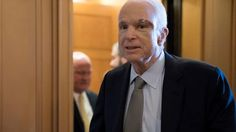 John McCain rescued the Senate GOP healthcare bill. Can he rescue the Senate?