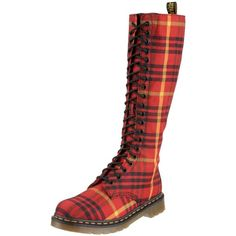 Dr. Martens Women's Sheena Boot ❤ liked on Polyvore featuring shoes, boots, doc marten, dr. marten's, dr martens footwear, dr martens boots, dr martens shoes and dr. martens