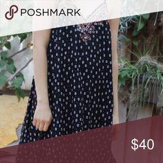 Boho sundress Cute boho sundress.  Cotton.   S 2-4 M 6-8 L 10-12 Angie Dresses Mini