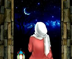 Cartoon Girl Images, Girl Cartoon, Cartoon Art, Swag Cartoon, Hijab Cartoon, Whatsapp Dp, Abstract Pencil Drawings, Art Drawings, Ramadan Images