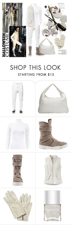 """""""Untitled #501"""" by riell-projecthome ❤ liked on Polyvore featuring Kite, Bottega Veneta, Michael Kors, DEMOBAZA, Joules, Hermès, Nails Inc. and halloweencostumes"""