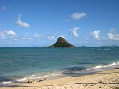 Chinaman's Hat - Oahu - Hawaii
